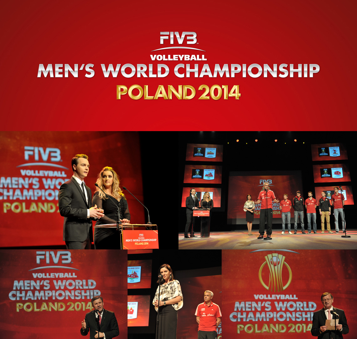 RedComm FIVB Event