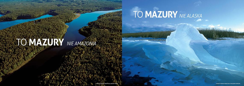 RedComm Mazury Kampania