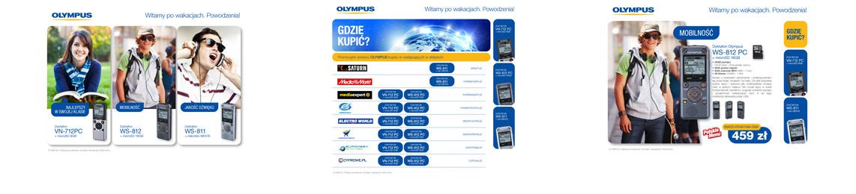 RedComm Olympus Pro-Sales